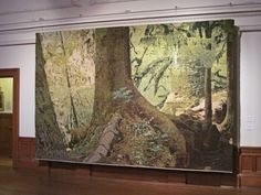 Rebecca Mezoff, Tapestry Artist: Helena Hernmarck, In Our Nature