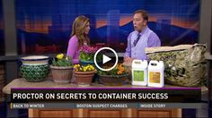 Proctor: Secrets to container success