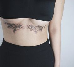 underboob tattoos