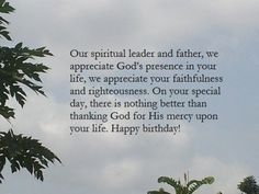 Fr Dwight Continued Blessings Enjoy This Beautiful Day From The Nurses Happy Birthday