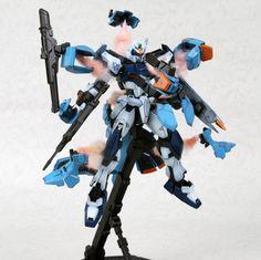 GUNDAM GUY: MG 1/100 GAT-X102 Duel Gundam Assaultshroud [Armor Cast Off] - Custom Build