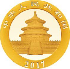 中國人民銀行定於2016年10月28日起陸續發行2017版熊貓金銀紀念幣一套12枚,其中熊貓普制金銀紀念幣6枚(2016年10月28日發行)、熊貓精制金銀紀念幣6枚(2016年12月15日發行),均為中華人民共和國法定貨幣。 一、紀念幣圖案 該套金銀紀念幣正面圖案均...