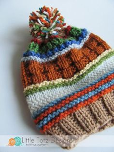 Looking for your next project? You're going to love Stash Buster Slouch Hat by designer totzhatz.