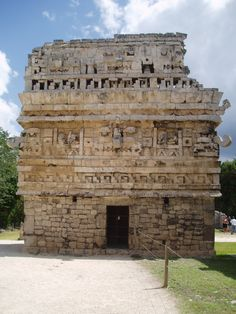 Chichen Itza was one of the largest Maya cities
