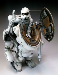 ◆Ma.k/SF/キャラもの製作: 模型製作報告書【プラモログ】