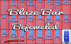 BLAZE BAR BEJEWELED -  swiss-paracord.ch