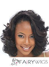 2015 Fashion Trend Medium Wavy Brown African American Lace Wigs for Women 14 Inch Haar African American 2015 Fashion Trend Medium Wavy Brown African American Lace Wigs for Women 14 Inch Bangs With Medium Hair, Medium Hair Styles, Natural Hair Styles, Short Hair Styles, Short Curly Weave Hairstyles, Hairstyles With Bangs, Black Hairstyles, Short Haircuts, Braided Hairstyles