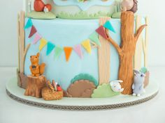 Cakes | Belle & Boo | Cottontail Cake Studio | Sugar Art & Pastries