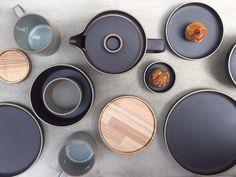 Sleek kitchenware via sunles- pans, kitchen, lux