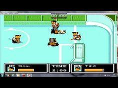 Ike Ike! Nekketsu Hockey Bu - Subette Koronde Dai Rantou Hi School vs  S...