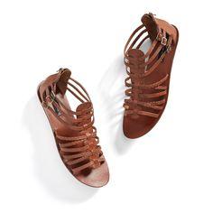 Stitch Fix Summer Styles: Gladiator Sandals