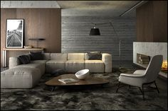 Minotti by M.Serhat SEZGIN, Turkey