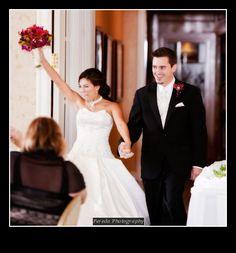 Stonewall Golf Club-Virginia Wedding Venue-Pareda Photography-Ever After Events-Sexy Ballgown-Bright bouquet