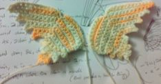 Wing Collection: Sweet Fairy Wings  (can be plain angel wings actually though it dont look like it)  Medium size wings...