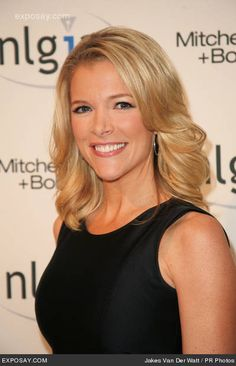 Megan Kelly.. I love her political wit! She is the best.... girl crush;)