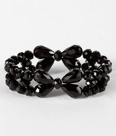 BKE Rondelle Bead Bracelet no pattern but have some of these beads