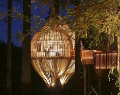 Yellow Treehouse Restaurant - New Zealand
