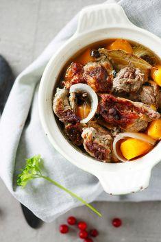 Rostockin lihapata   Maku Lebanese Recipes, Greek Recipes, Mexican Food Recipes, Ethnic Recipes, Finland Food, Nordic Recipe, European Cuisine, National Dish, Learn To Cook
