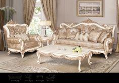 Комплект мягкой мебели  Прованс 3+1+1 /Provans  In Style Group USA
