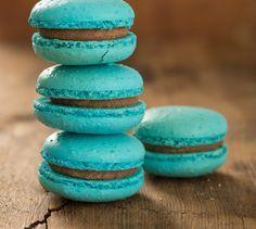 blauwe macarons - Google zoeken