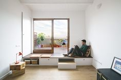 Casa Sal, Apartment in Poble Sec, Barcelona - 2013 - Nook Architects