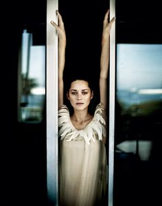 Marion Cotillard (photo by Patrick Swirc)