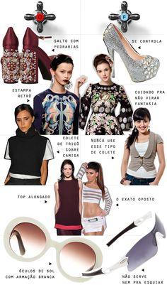 Tá Quente / Tá Frio: Estampa retrô, colete, top alongado... - Juliana e a Moda | Dicas de moda e beleza por Juliana Ali