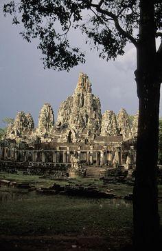 ✮ Temples of Angkor, Bayon, Siem Reap, Cambodia
