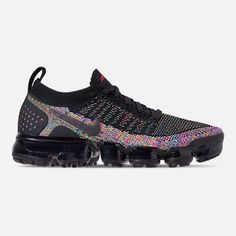 Nike Women s VaporMax Flyknit 2 Running Shoes 4df6d9cfe08da