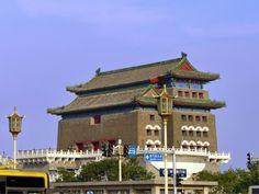 The Qianmen, Tiananmen Square. Beijing, China.