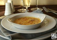 La recette facile des crèmes brûlées au foie gras