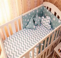 Back To Search Resultsmother & Kids Sporting 120*70cm 6pcs Pure Cotton Baby Bed Bumper Removable Newborn Baby Bedding Crib Bumper Baby Room Decor Kids Bedding Complete Range Of Articles Bumpers