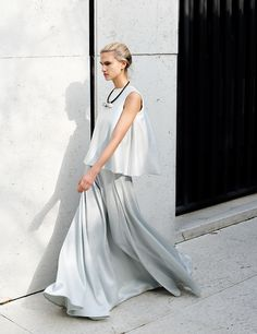 Vogue Talent Corner on Fashion Served