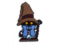 Vivi from Final Fantasy IX by Tails32x