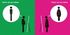 Tous les clichés sexistes dénoncés avec ces illustrations qui font réfléchir.