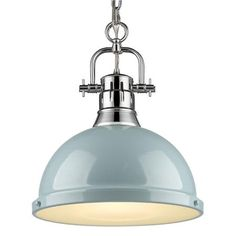 Classic Dome Large Shade Pendant Light $219