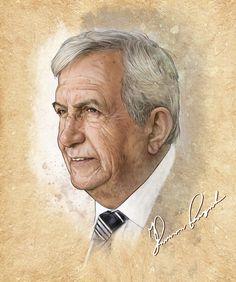 H. Posbıyık Portrait