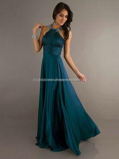 Sheath/Column Party Halter Classic Style Satin Prom Dresses