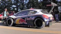 #Loeb and #Pikes #Peak #Unlimited #Racers are looking for sub-9 minute runs #Sebastien @Red Bull @TFLcar