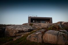 Casa la Roca, Mathias Klotz