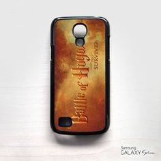 Battle of Hogwarts for Samsung Galaxy Mini S3/S4/S5 phonecases