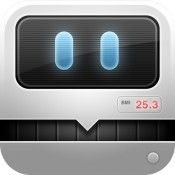 Weightbot iOS App Icon Design