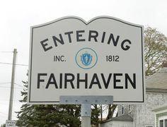 Fairhaven Massachusetts!