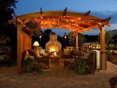 green outdoor home reclaimed timber arbor 10 Unique Ways to Green your Outdoor Eco Friendly Home