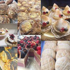 Det glädjer oss att ni trotsar höstrusket flr att kila hit och köpa frukostbröd! Efter en morgonrusning finns nu ännu en sats rykande gott bröd för er sjusovare  Montern är även fylld med godsaker för de sötsugna. Varmt välkomna fram till kl 15 idag!  #sockermajas #bakery #torslanda