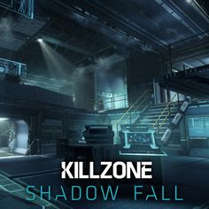 Killzone Shadow Fall - Environment Lighting, Hus Zekayi on ArtStation at https://www.artstation.com/artwork/3aQ62