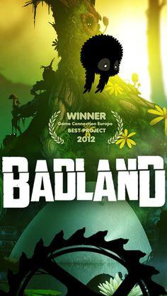 #badland #game #mobile
