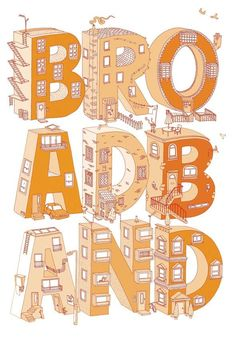 Typography by Adam Hayes | Cuded