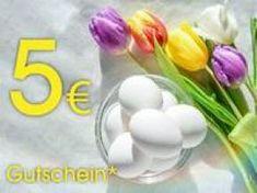 Web banner, web design, gutschein, 5 Euro Ostergutschein - digi-grafik.com Design Web, Web Banner, Flyer, Grafik Design, Euro, Gifts, Web Design, Design Websites