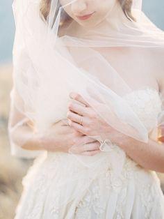 Natural and Plum Colored Wedding Ideas | Wedding Sparrow | Jenni Kupelian